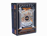 Gnostic Playing Cards 2 колоды (Blue and Gold)