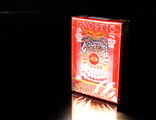 RED Gnostic Playing Cards